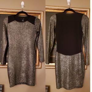 AQUA for Bloomingdales Stunning dress